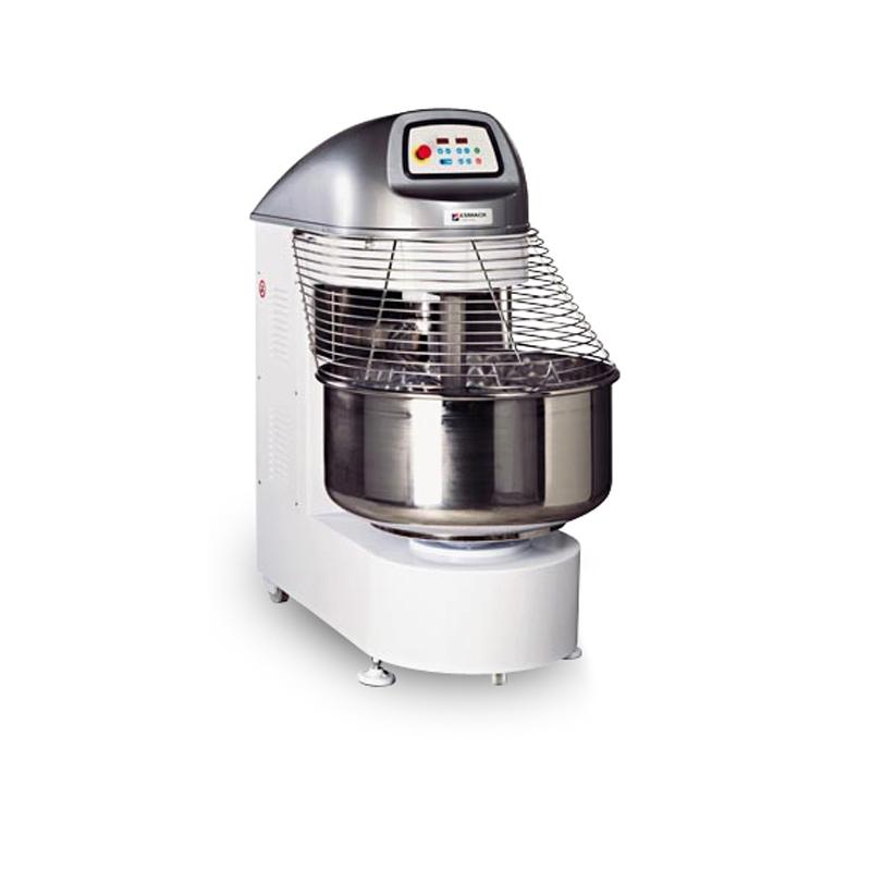 Bongard Spiraalkneder Type 80 E (elektronische bediening) RVS Grille