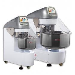 Bongard Spiraalkneder Type 150 E (elektronische bediening) Plexi Grille