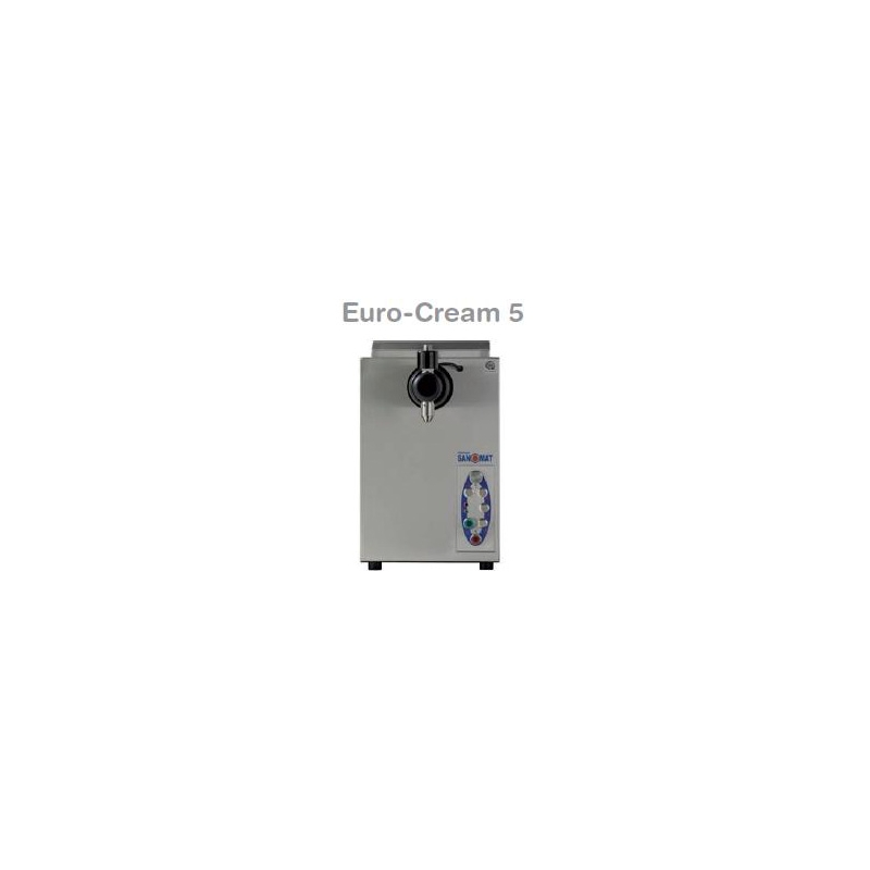 Sanomat Euro-Cream 5Ltr Automatisch